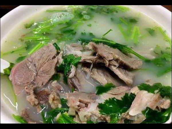 羊肉汤不要在乱加调料啦 一款调料就能做!