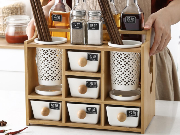 厨房常用的各种调味料的讲解以用途