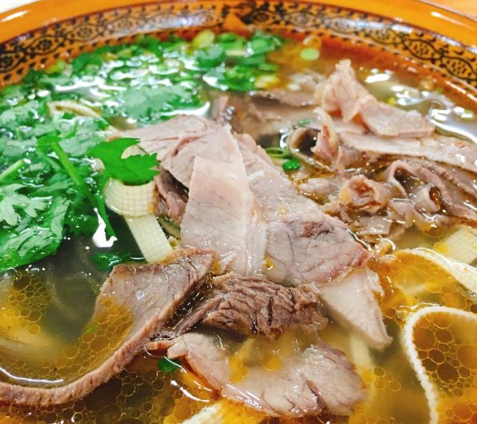 百味匙淮南牛肉汤